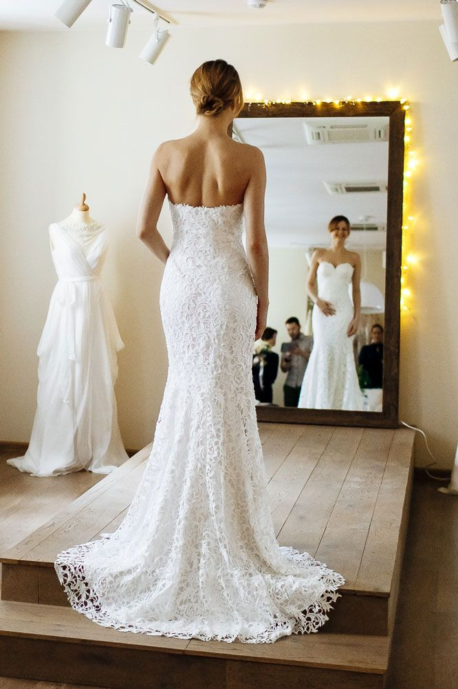 свадебное платье Ivi and Aster
