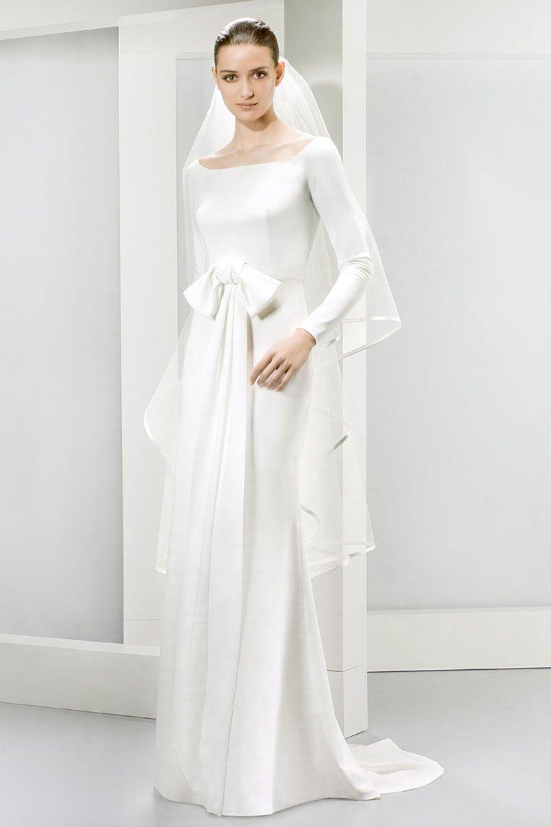Невероятное платье невесты