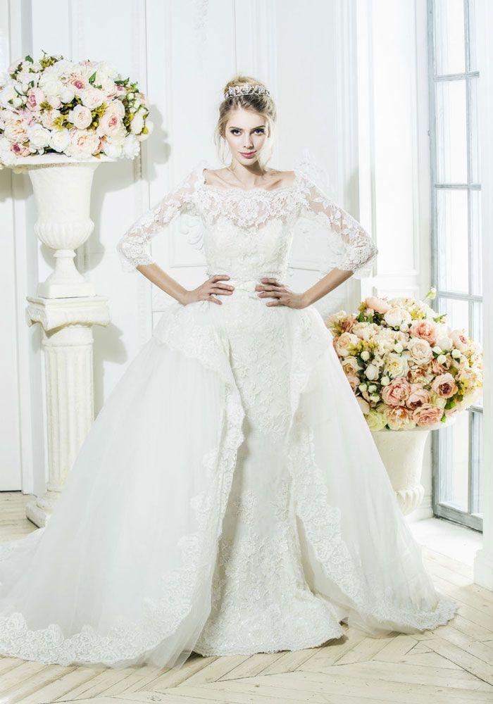 Самое дорогое свадебное платье в Москве g NEVESTA.MOSCOW