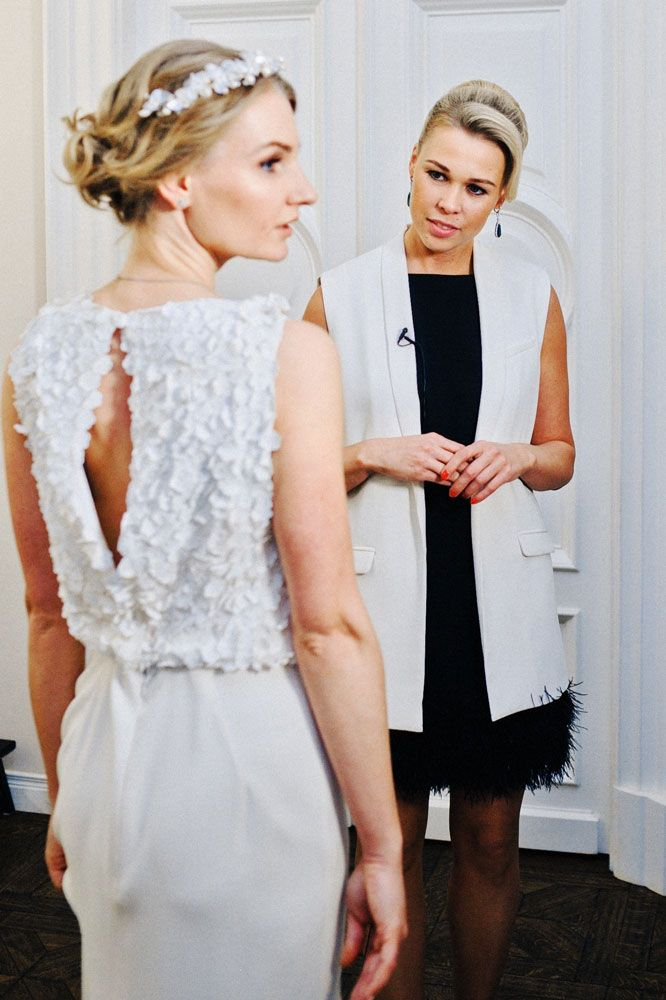 Выбираем платье от Валентина ЮдашкинаВыбираем платье от Валентина Юдашкина