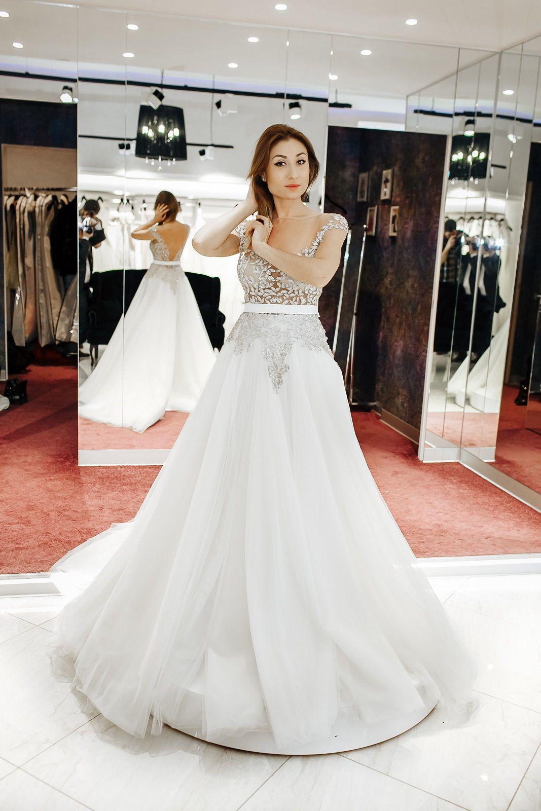 Маргарита Позоян свадебное платье