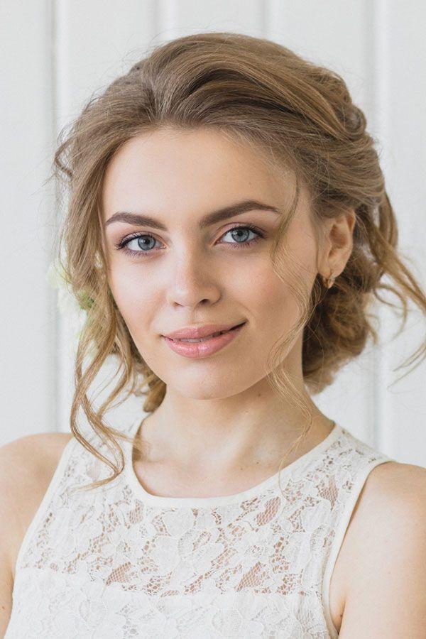 Жен макияж фото