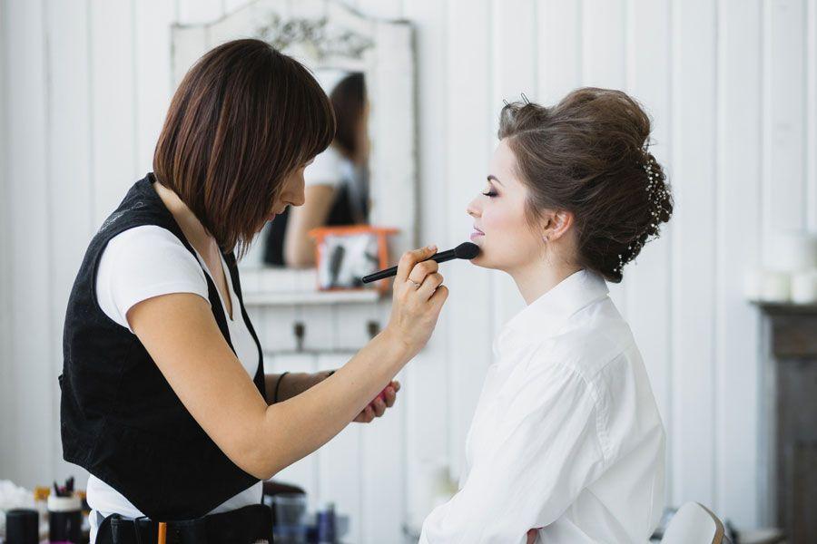 макияж для свадьбы