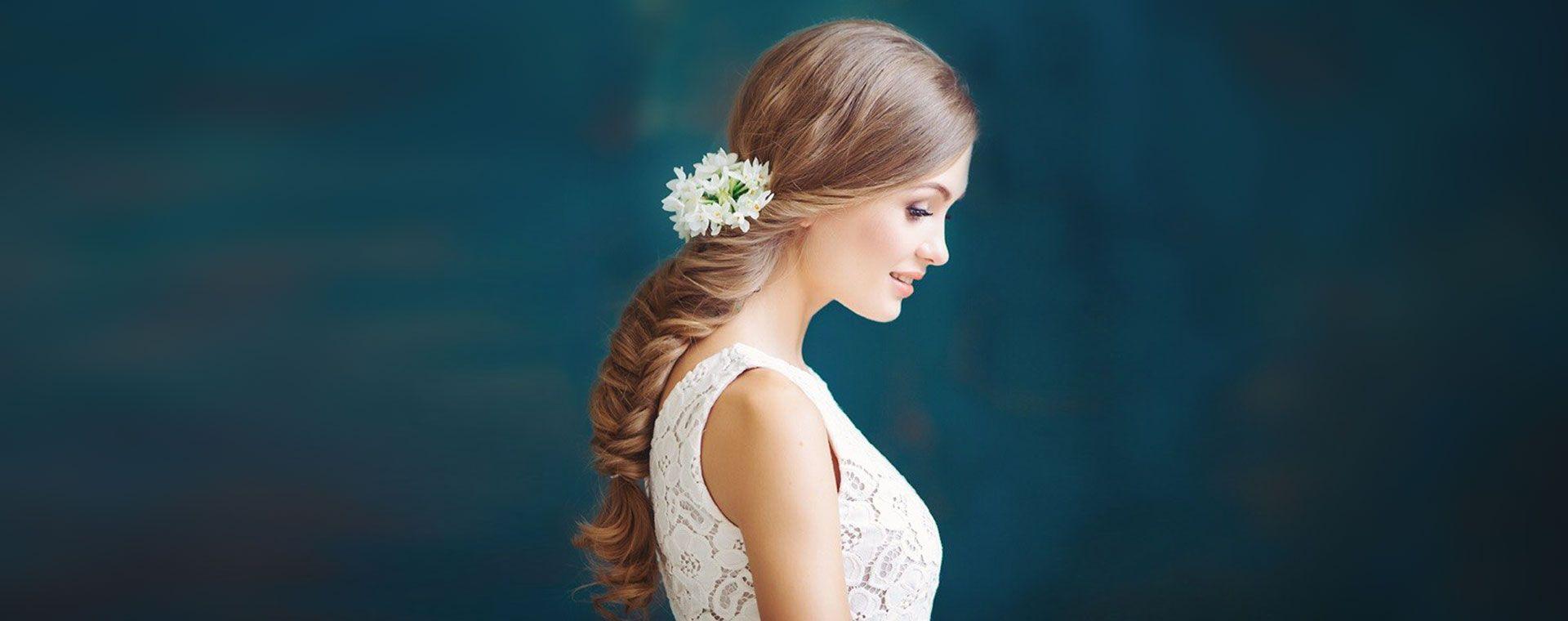 Свадебная прическа собранные волосы с челкой картинки - c857a