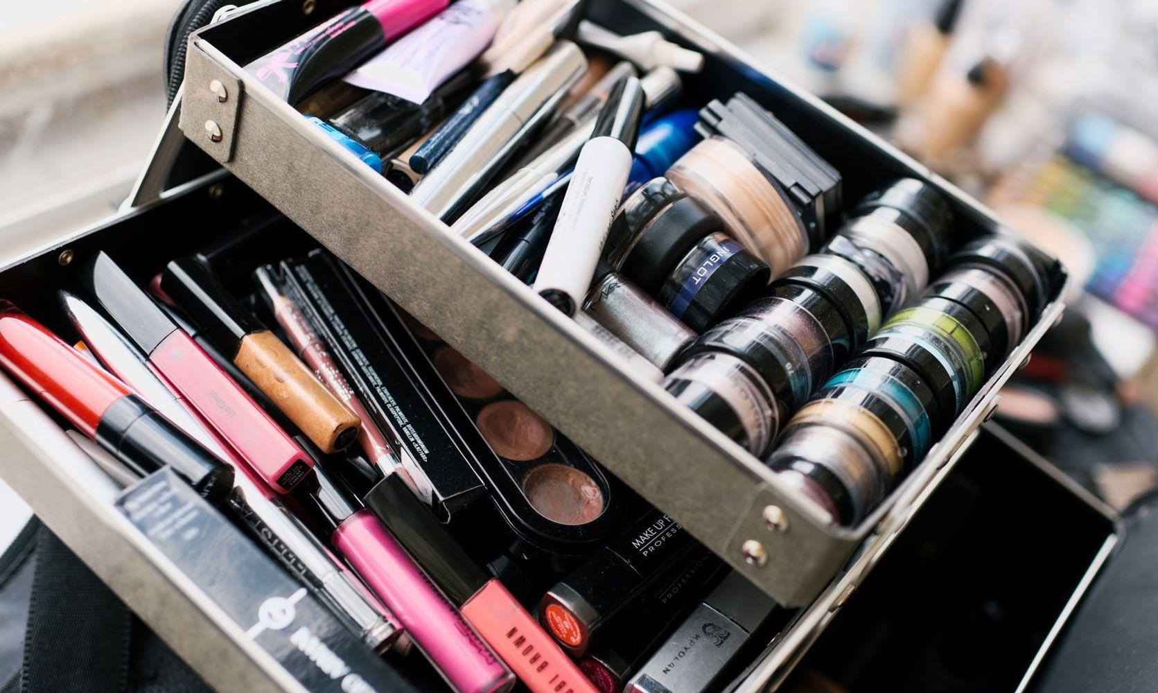 макияж косметичка