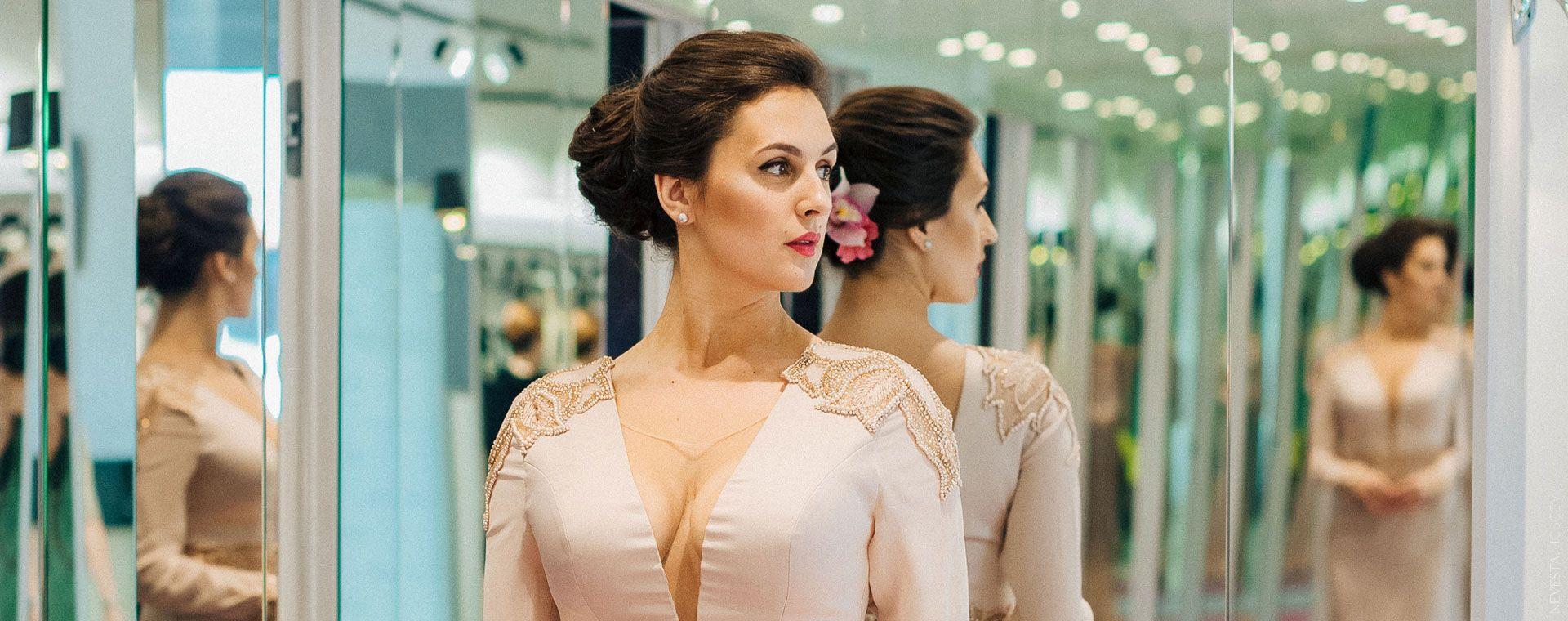 Актриса Мария Шумакова выходит замуж платье
