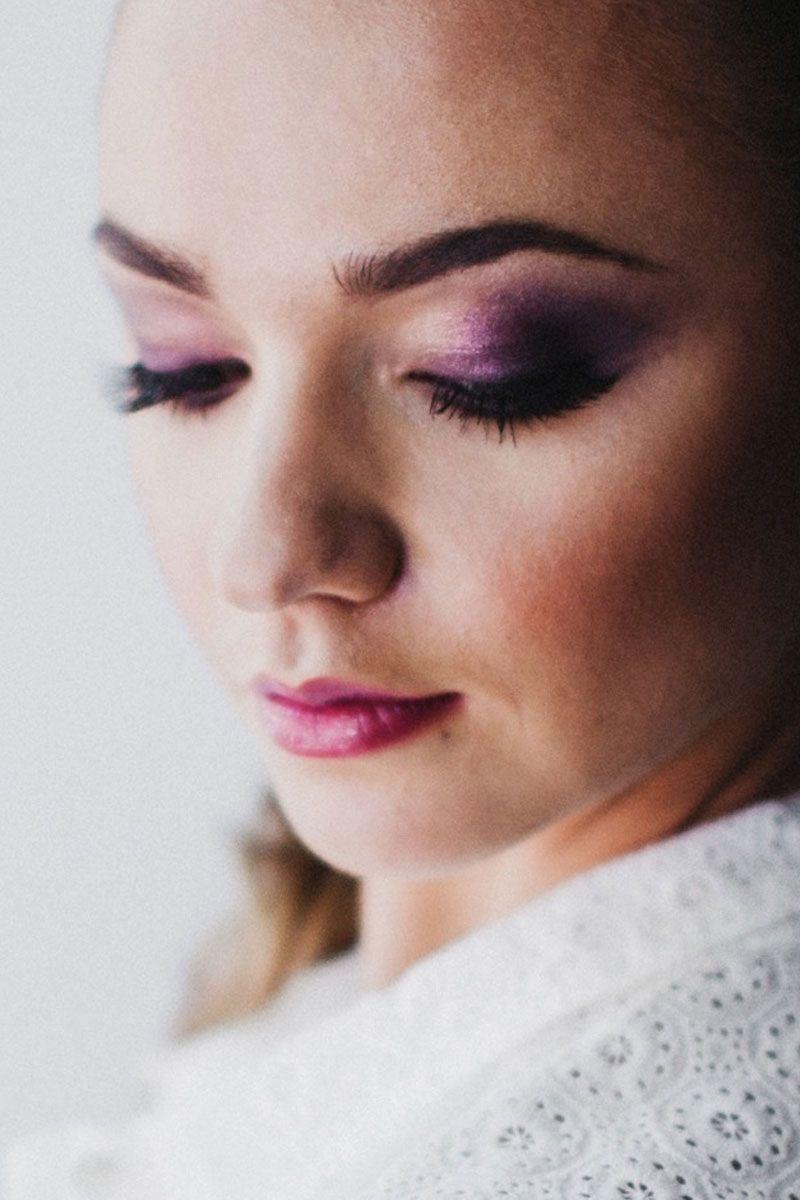 макияж на свадьбу