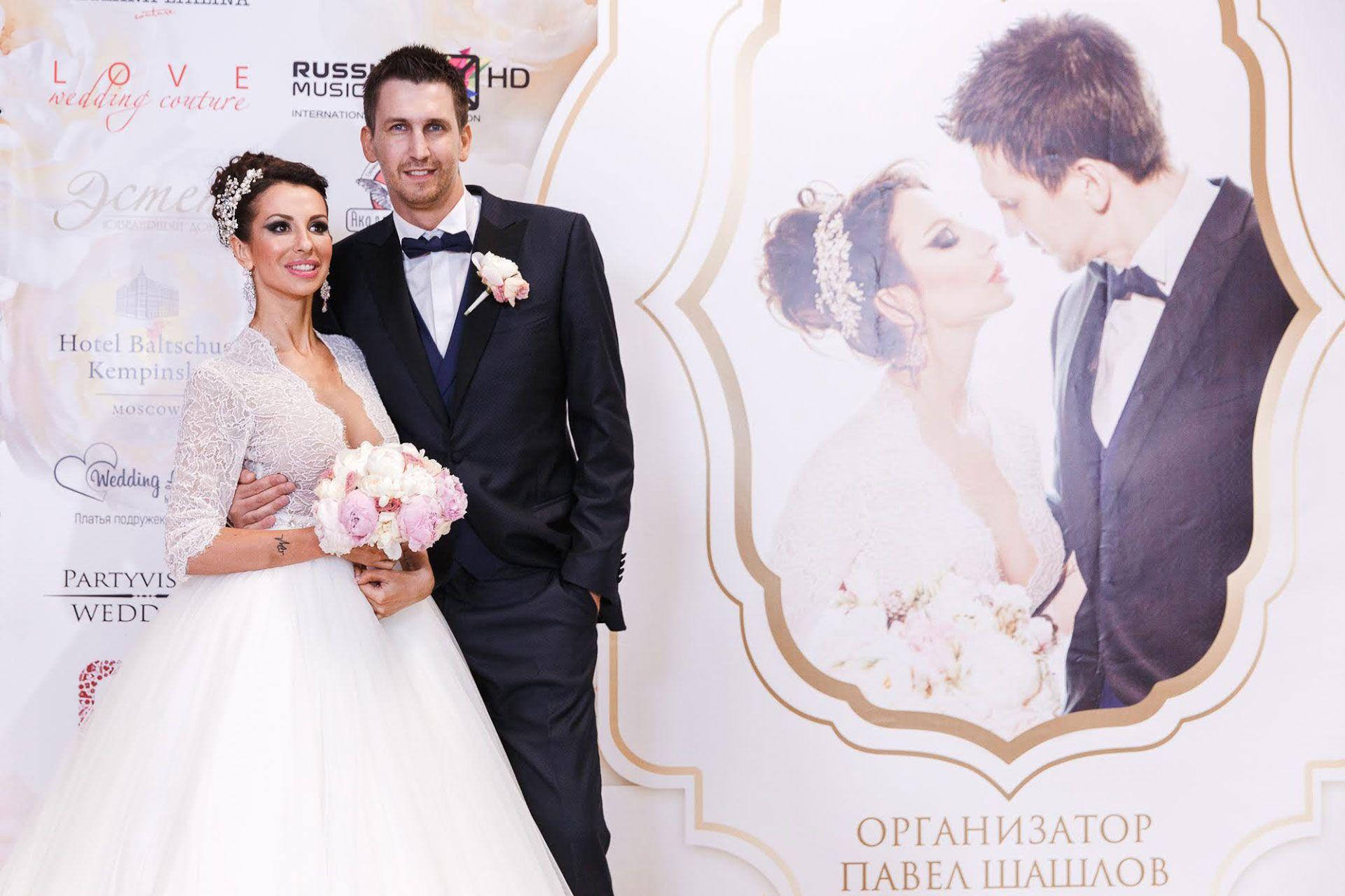 Пионовая свадьба. Свадьба Анны Грачевской и Артема Кузякина фото 40