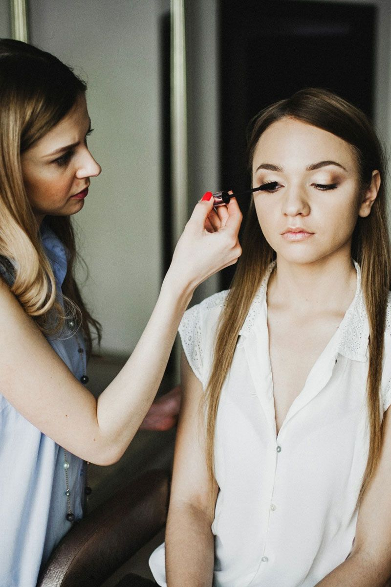 пример макияжа на свадьбу