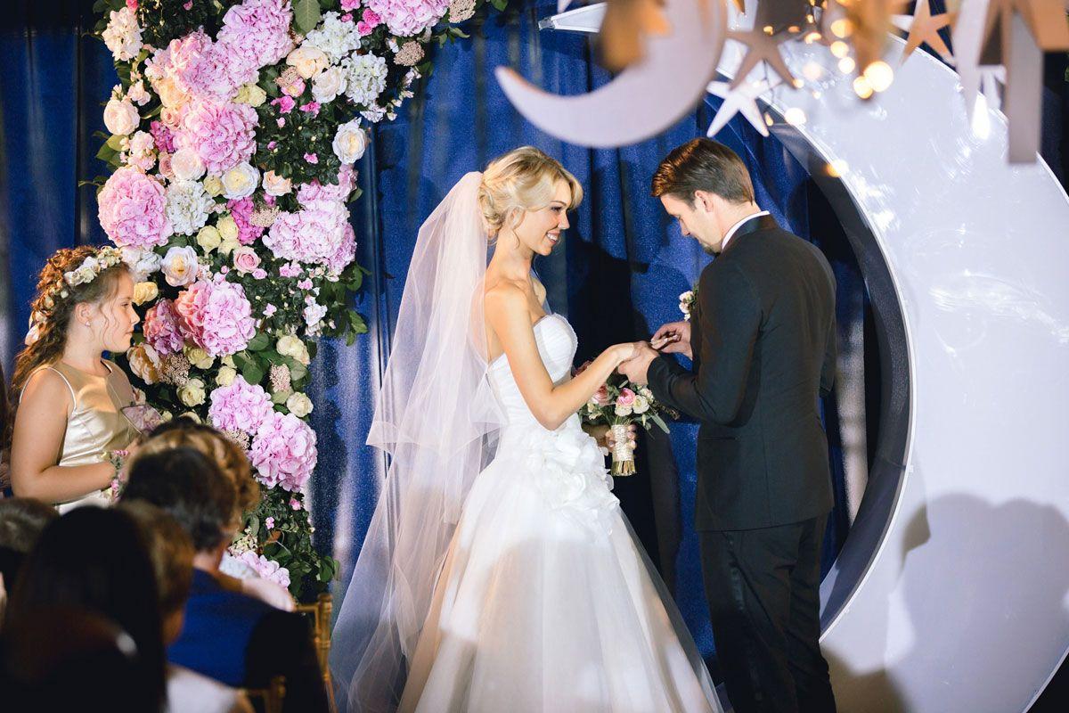 Так сложились звезды. Свадьба Алены и Егора