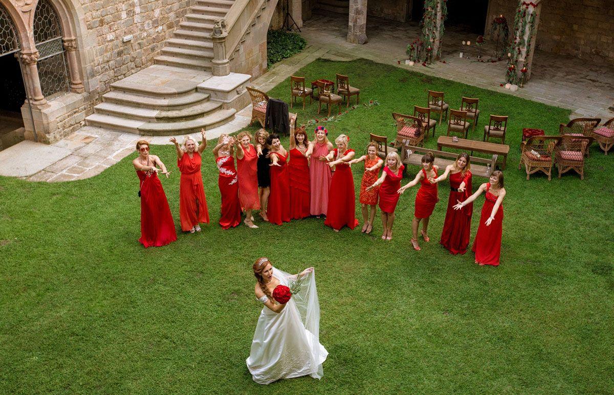 Средневековая Испания: свадьба в замке