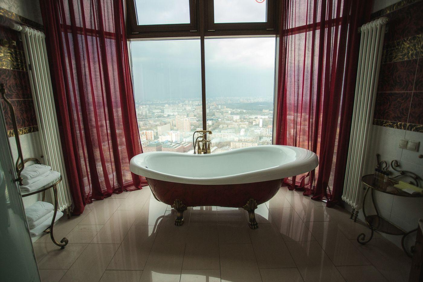 Атмосфера отеля «Триумф-Палас»