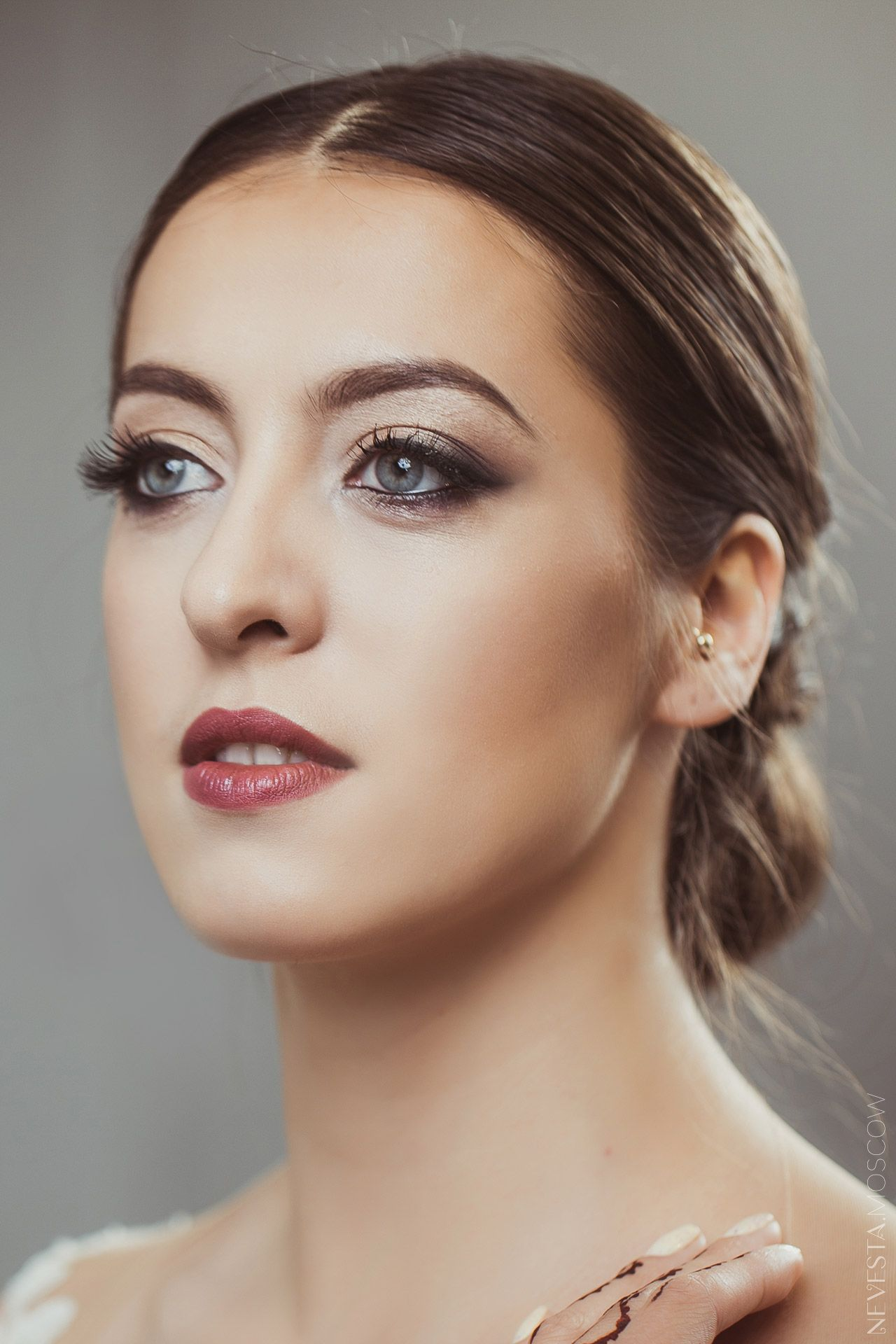 Анастасия Меськова макияж
