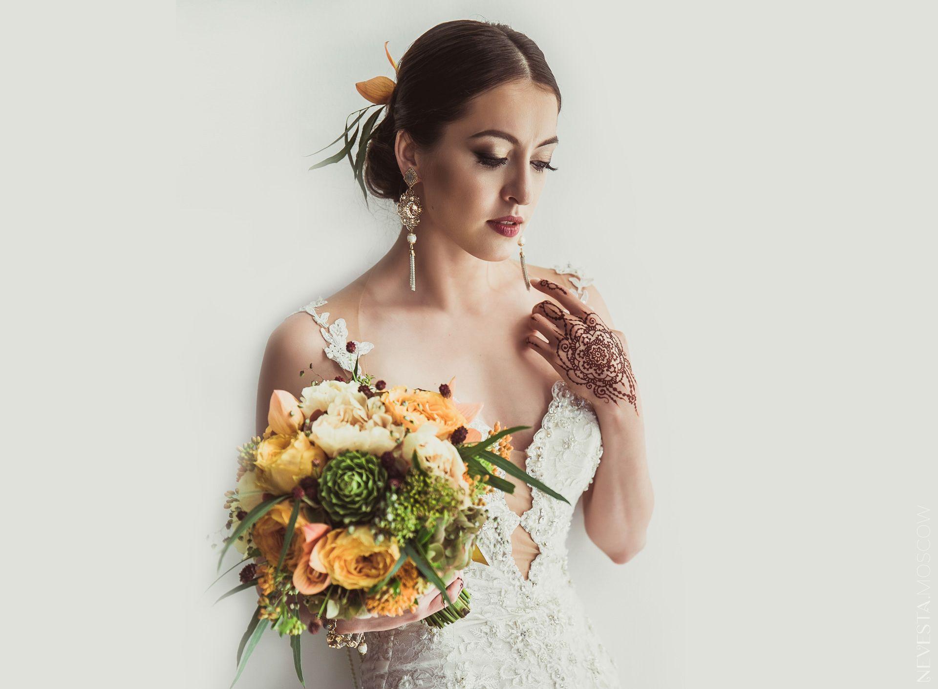 Образ марокканской невесты для главной героини сериала «Сладкая жизнь»