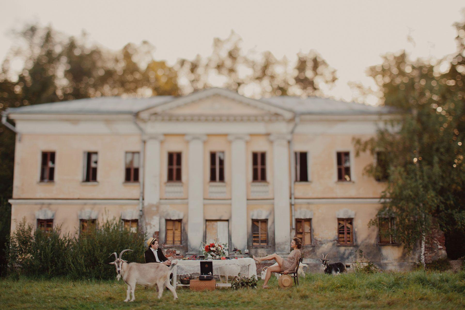 Надя Колдаева: свадебное фото