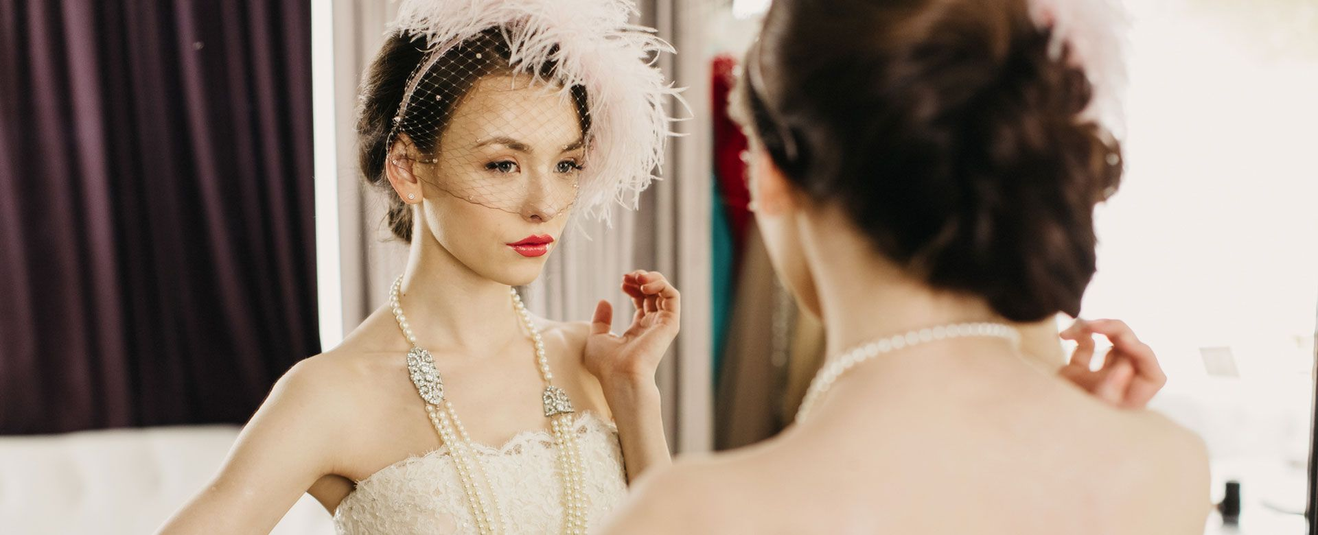 Анастасия Иванова в образе Miss Dior