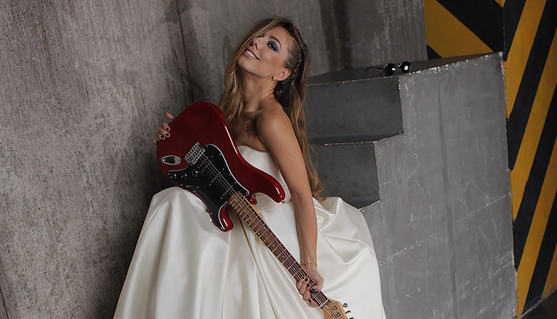Мария Перминова. Рок-звезда