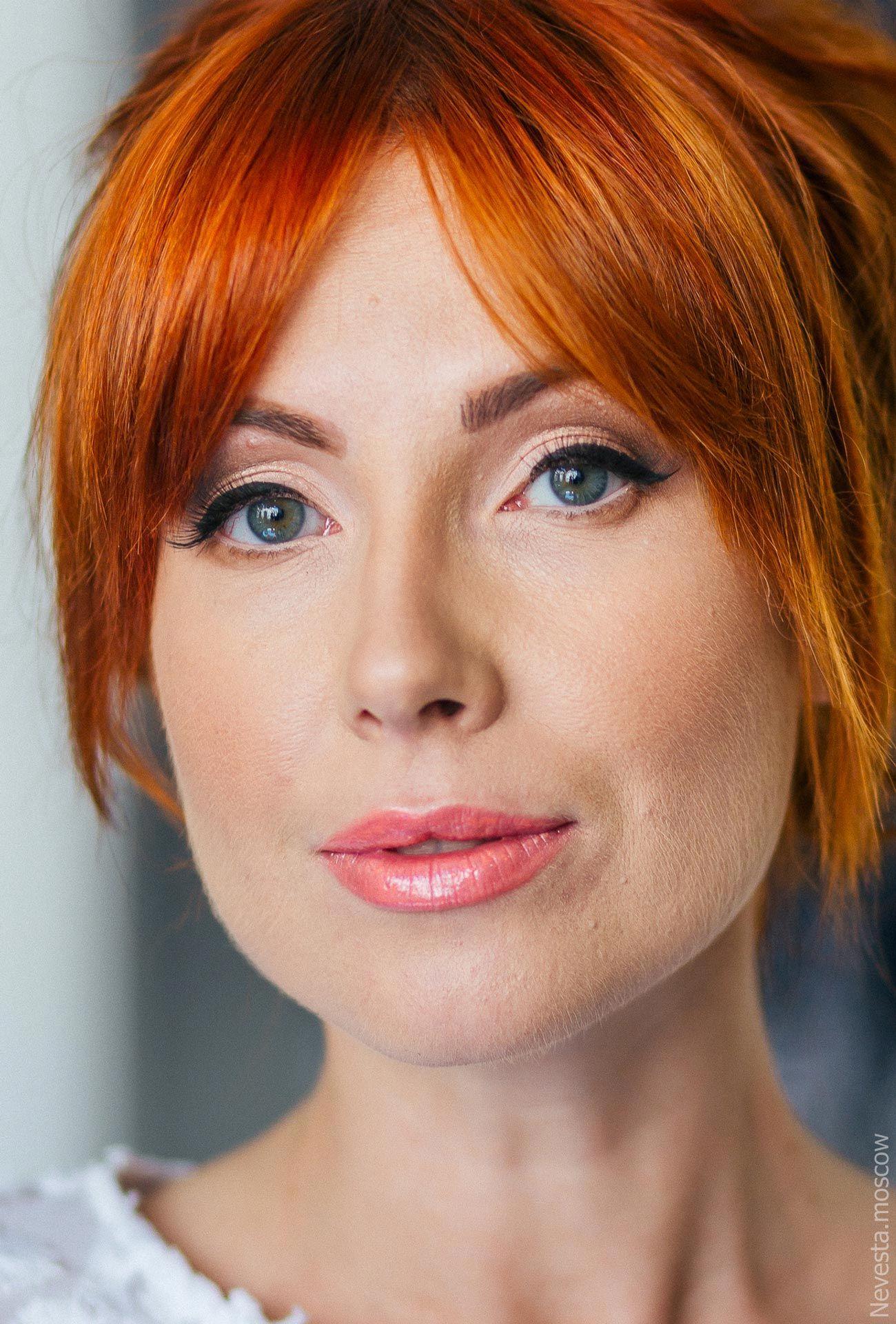 Спортивный журналист Катерина Кирильчева примеряет образ Евы