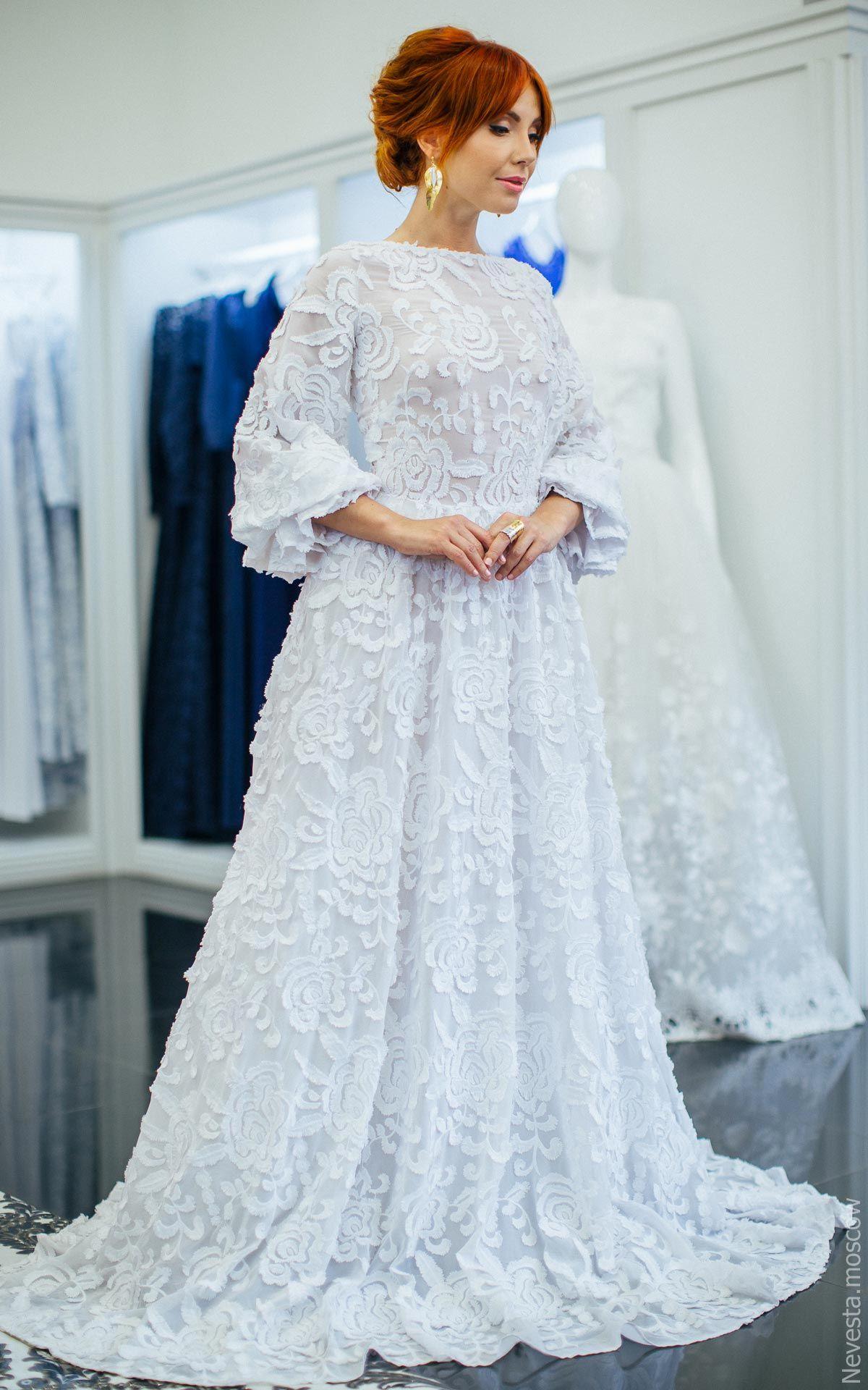 Свадебные платья прохоровой