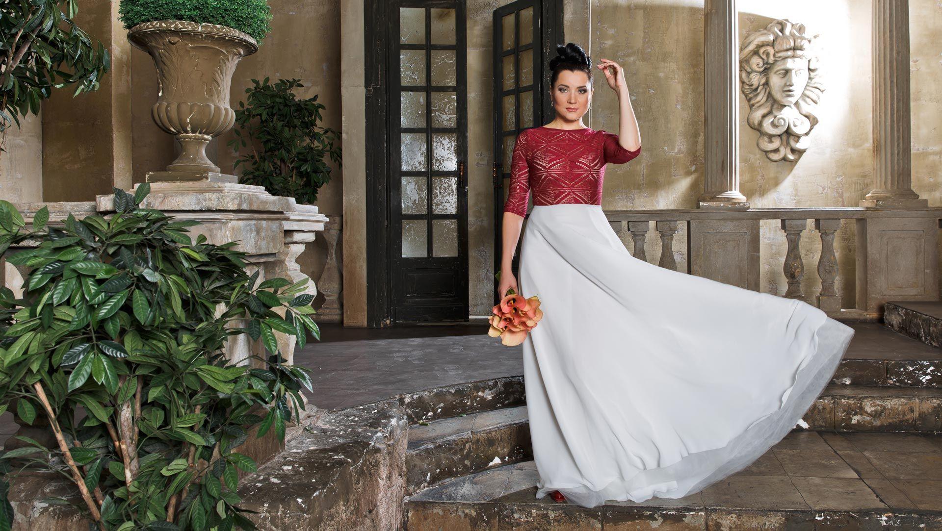 Евгения Кор. Европейская свадьба