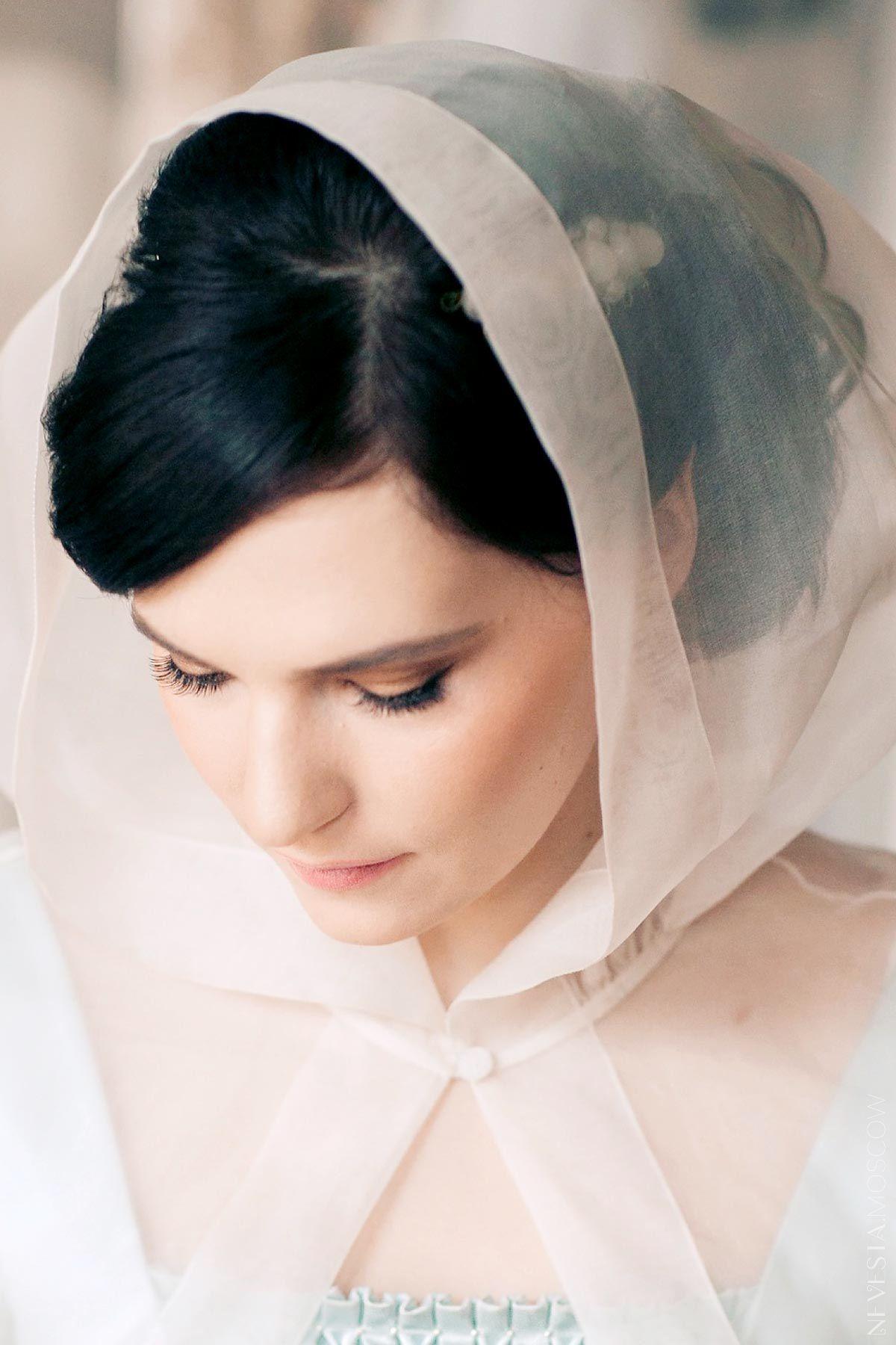 макияж и прическа от стилиста Мария Лесовая