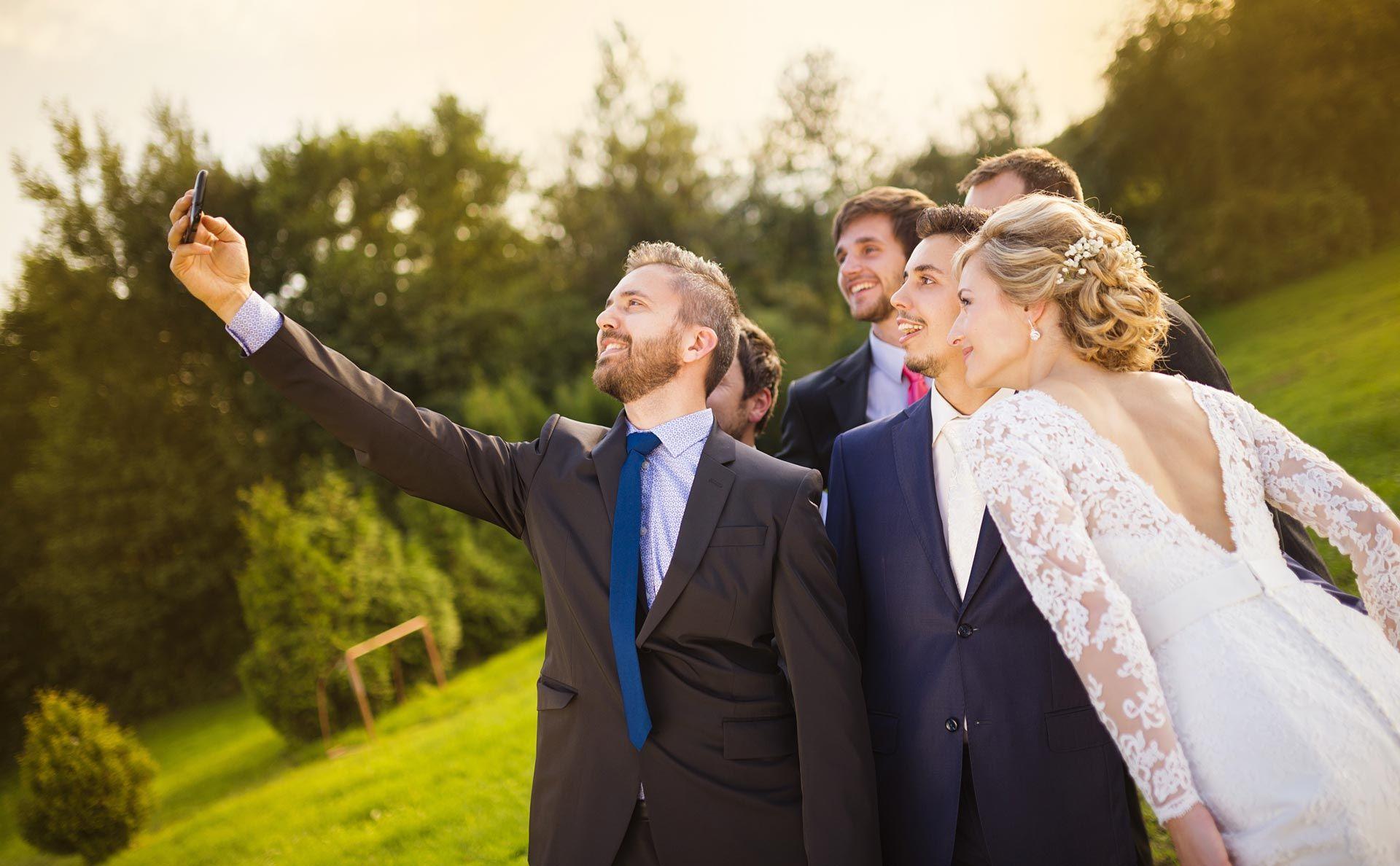 Чем же удивить гостей на свадьбе