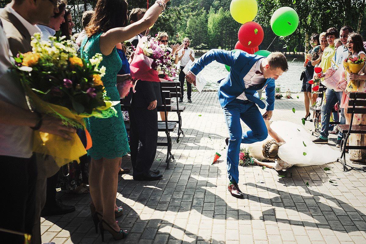 Искренность и юмор на фотографиях Вячеслава Семонова