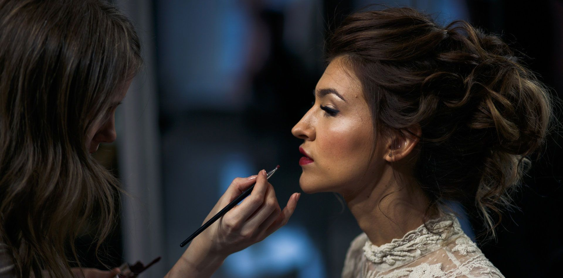 Орнелла Шигапова макияж