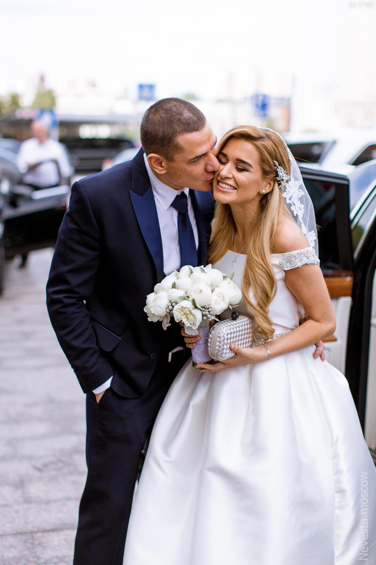 Видео свадьба ксении бородиной