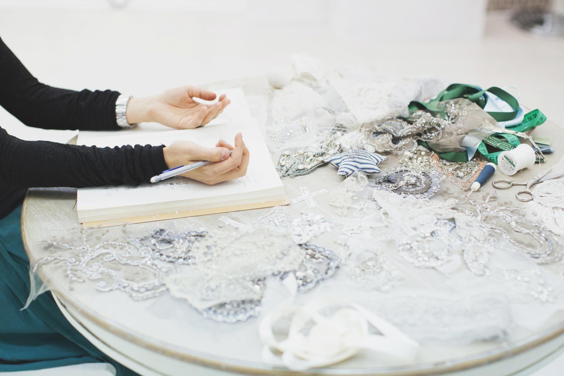 Женственность и нежность от дизайнера Татьяны