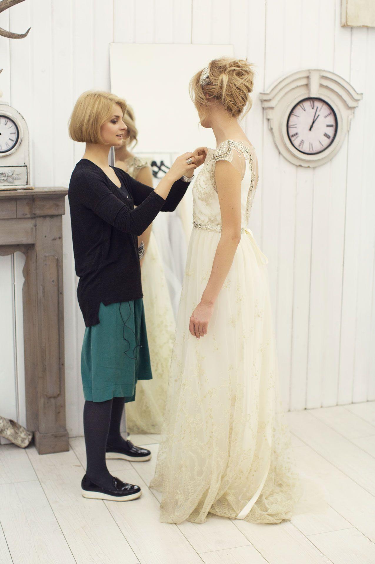 модельер Татьяна Кочнова