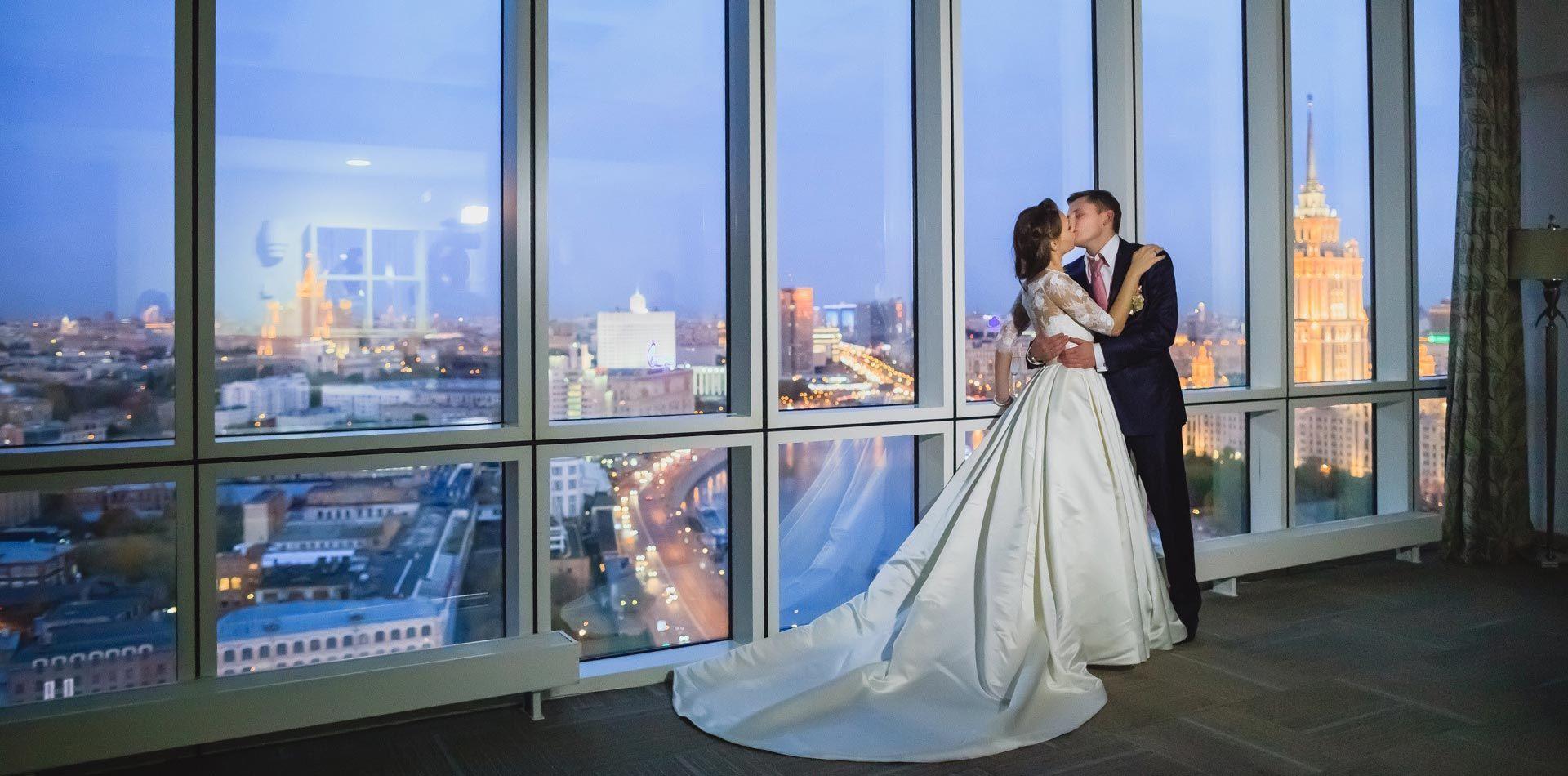 свадебный проект ЦМТ Москва