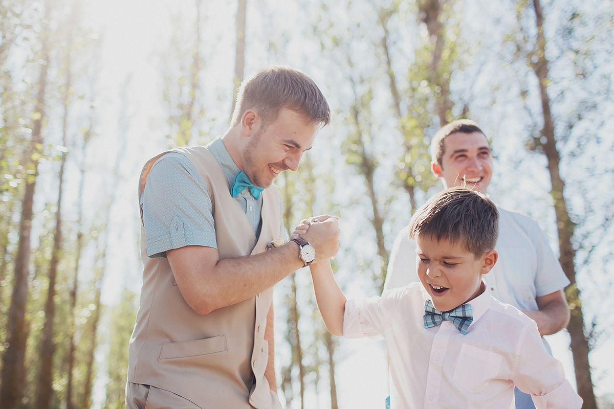 Дарья Елфутина: фотографии самых искренних гостей на свадьбе
