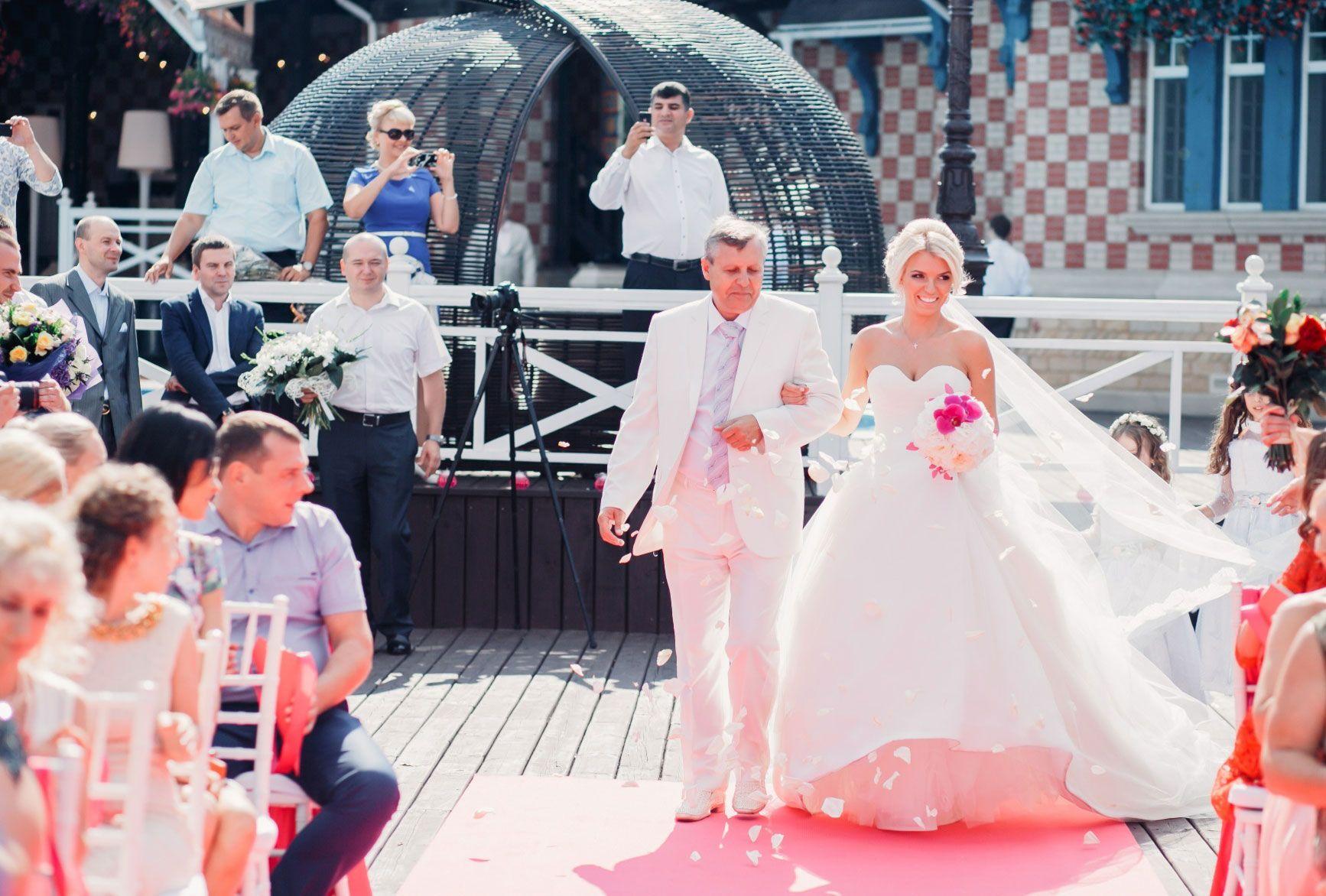 Лоск и глянец. Свадьба Яны и Сергея, фото 9