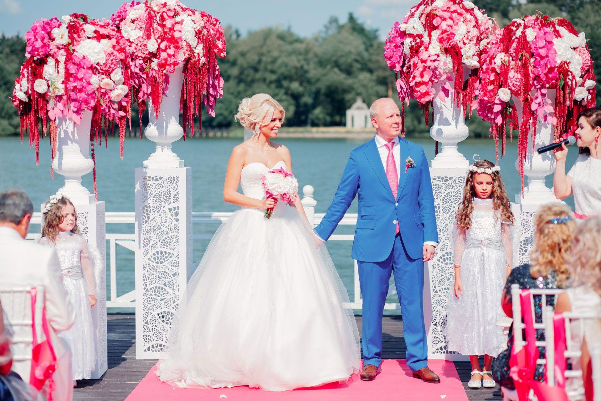 Лоск и глянец. Свадьба Яны и Сергея, фото 10