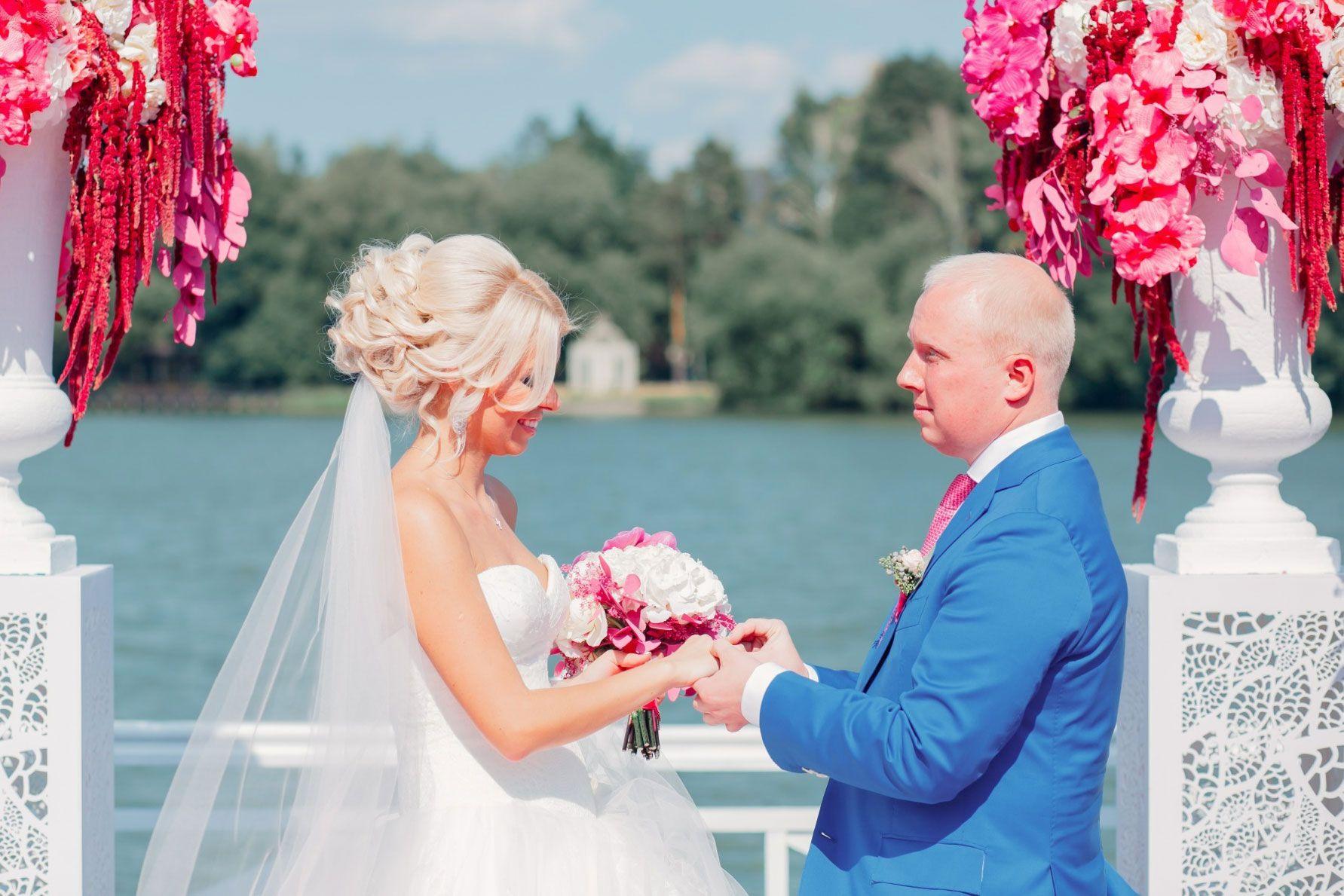 Лоск и глянец. Свадьба Яны и Сергея, фото 11