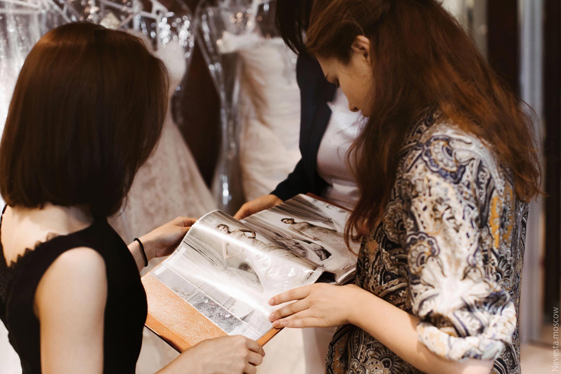 Рената Байкова примеряет свадебное платье фото 15