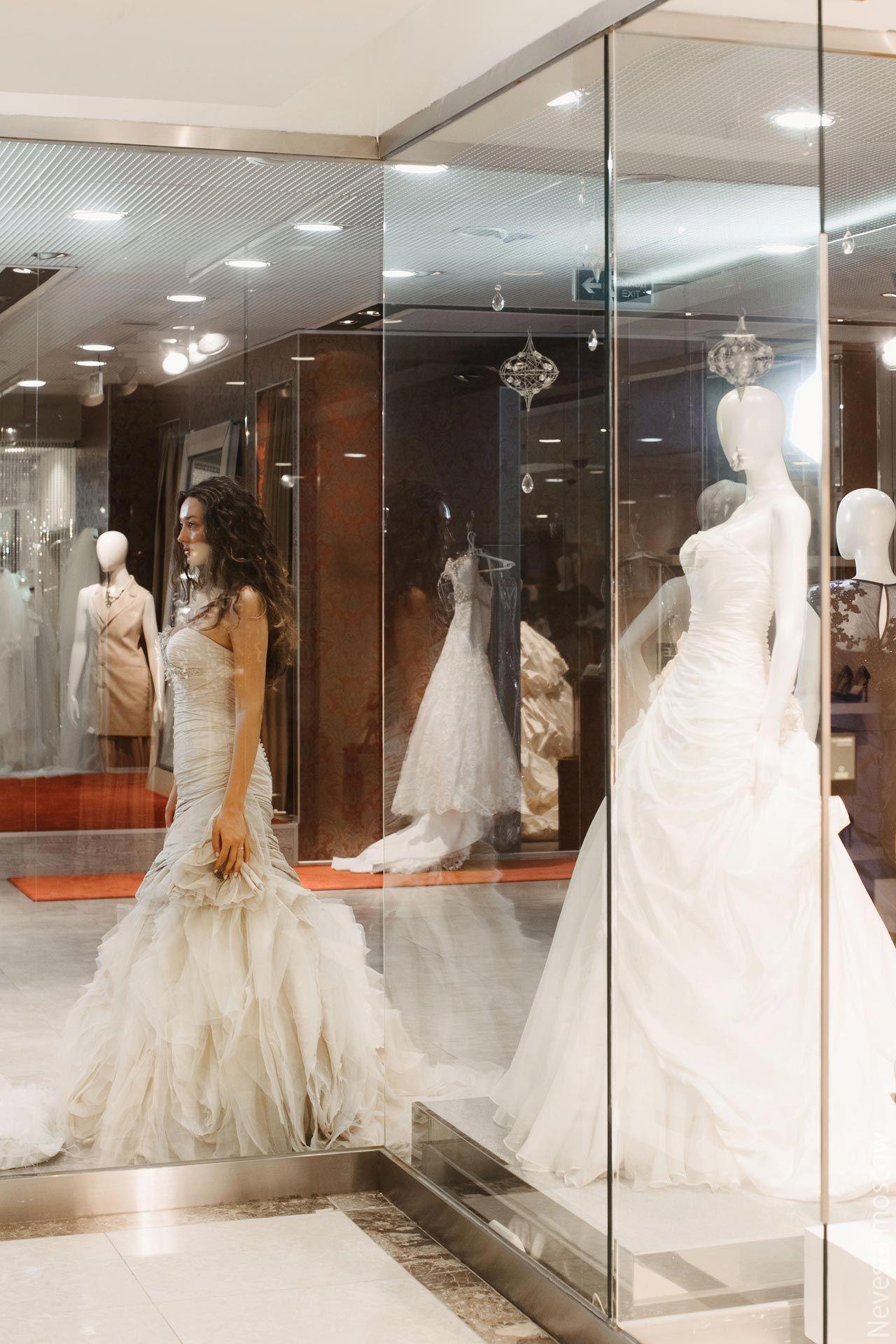 Рената Байкова примеряет свадебное платье фото 21
