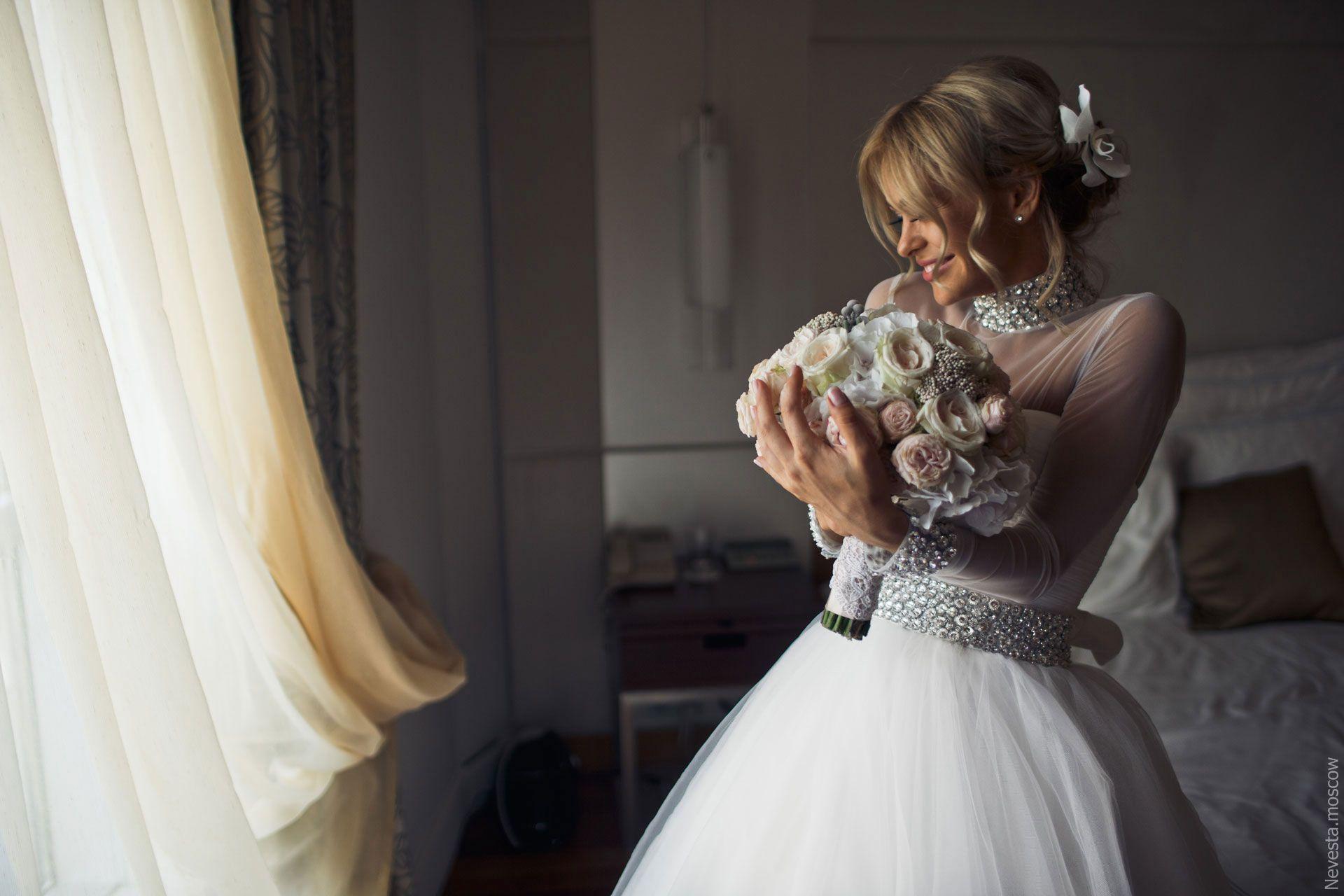 Свадьба Анны Хилькевич и Артура Волкова
