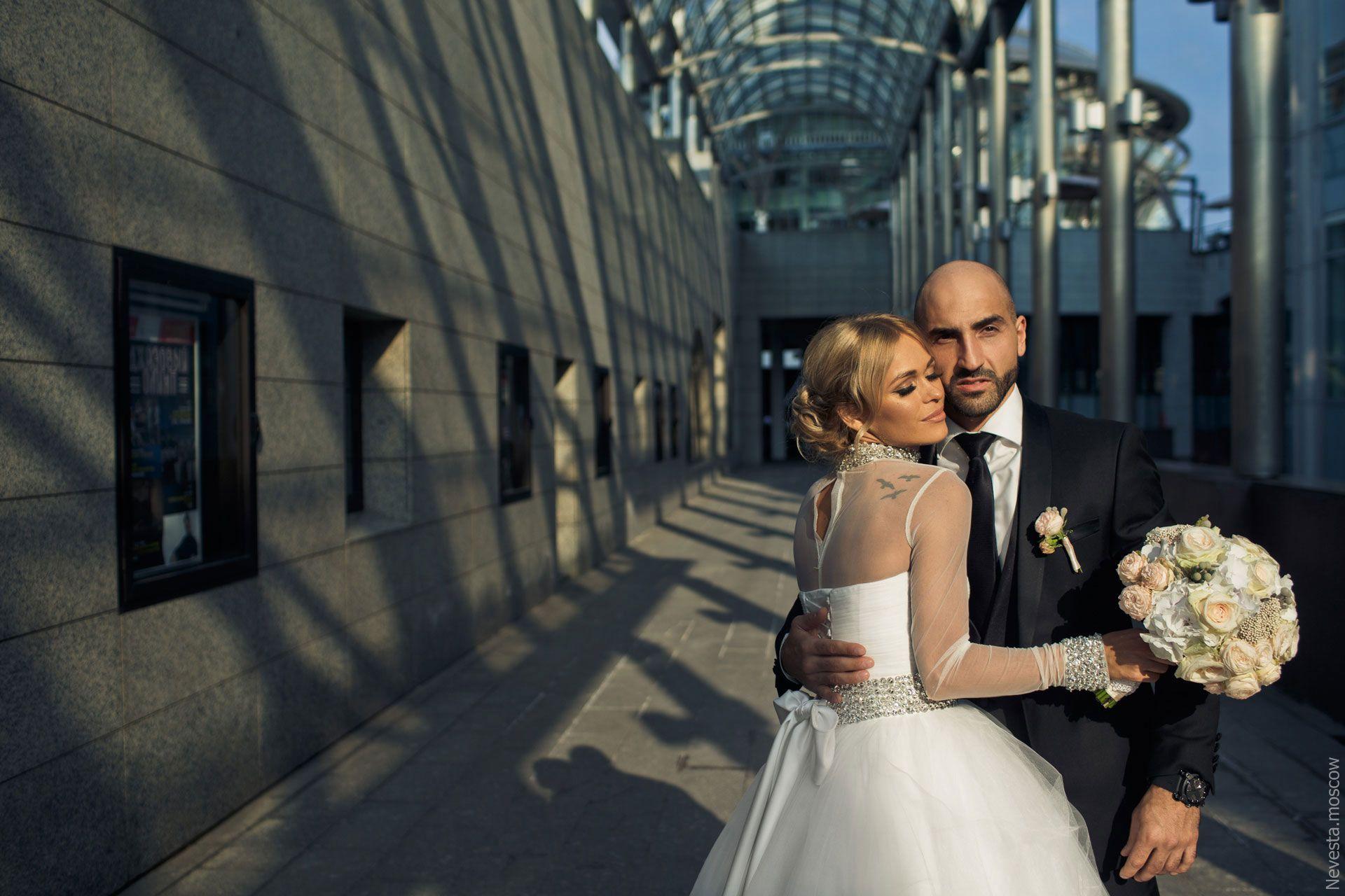 Свадьба Анны Хилькевич и Артура Волкова, фото 8