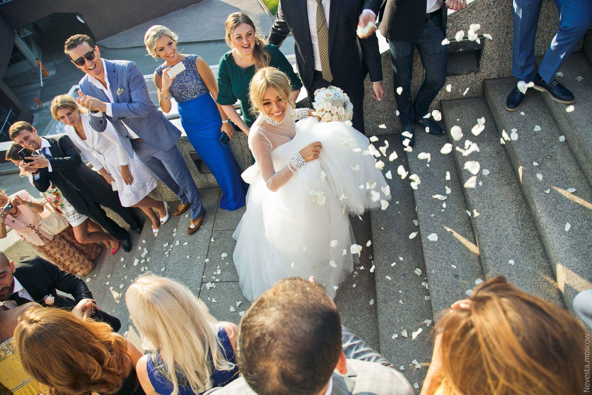фото анютка решилась показать свадьбу мородерстве