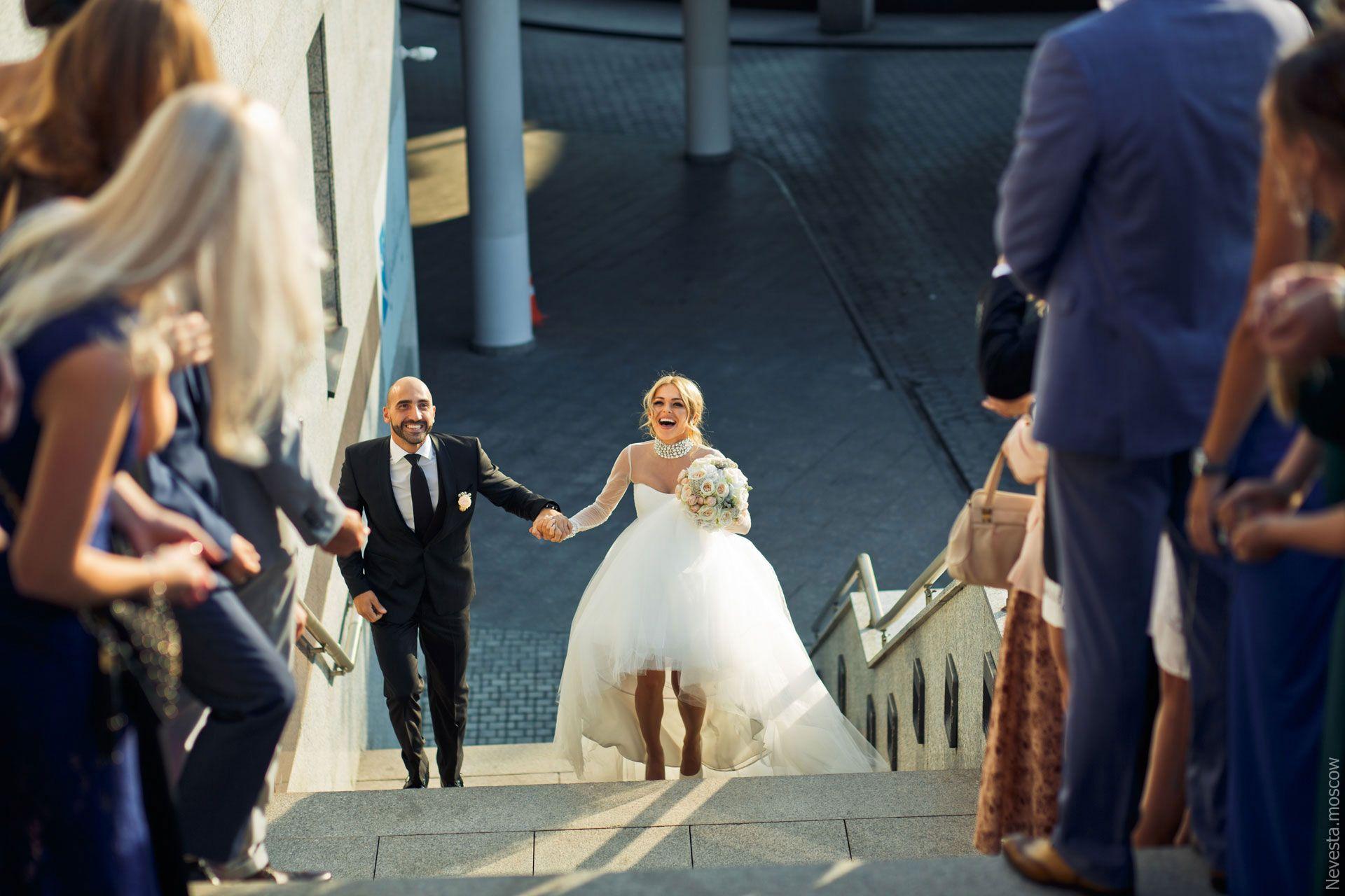 Свадьба Анны Хилькевич и Артура Волкова, фото 9