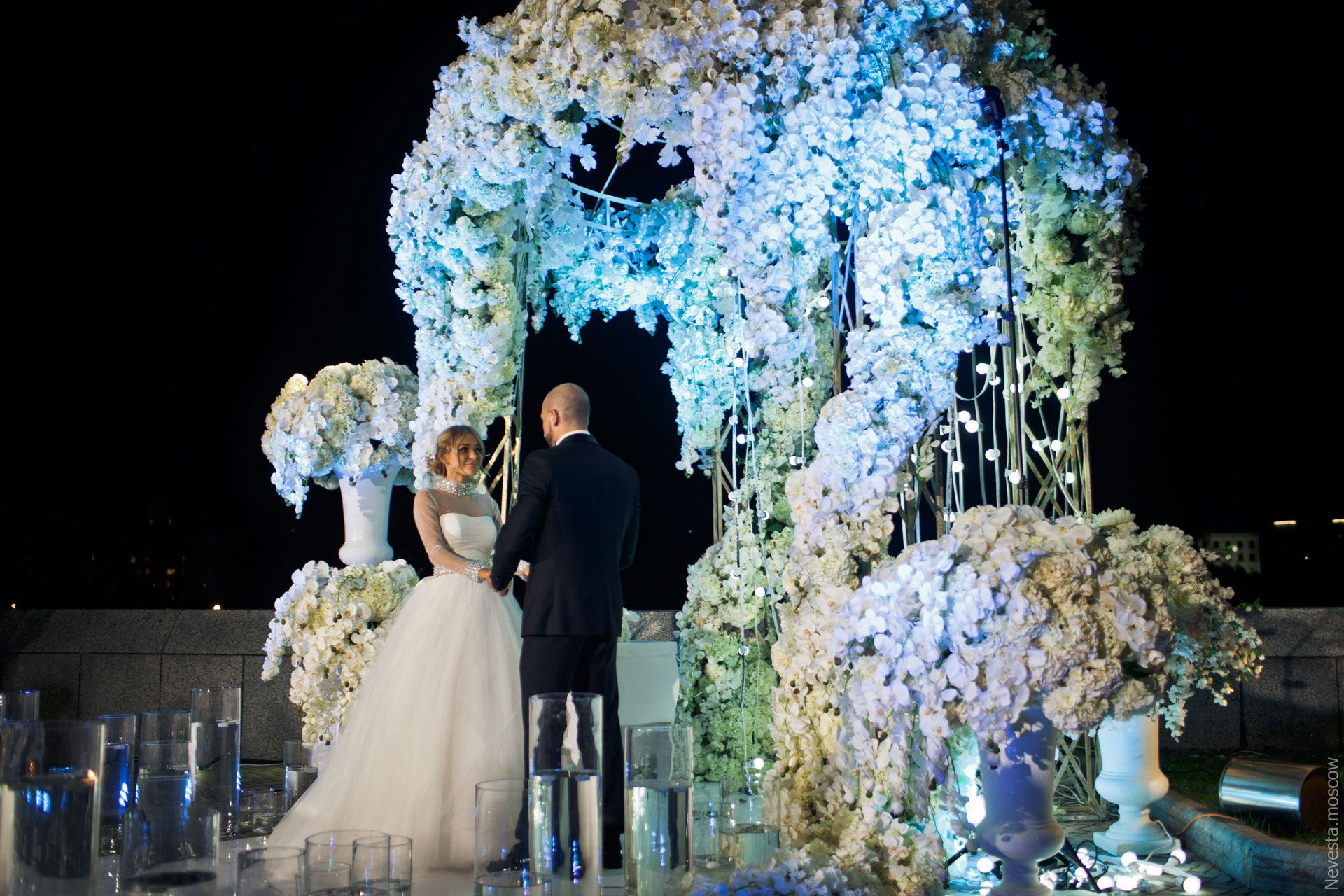 Свадьба Анны Хилькевич и Артура Волкова, фото 15