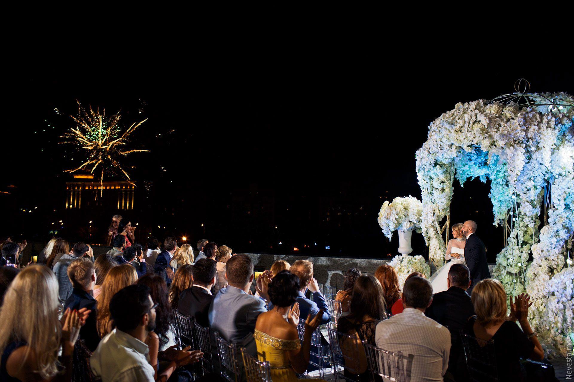 Свадьба Анны Хилькевич и Артура Волкова, фото 17