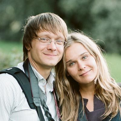 Алексей и Марина Муравник