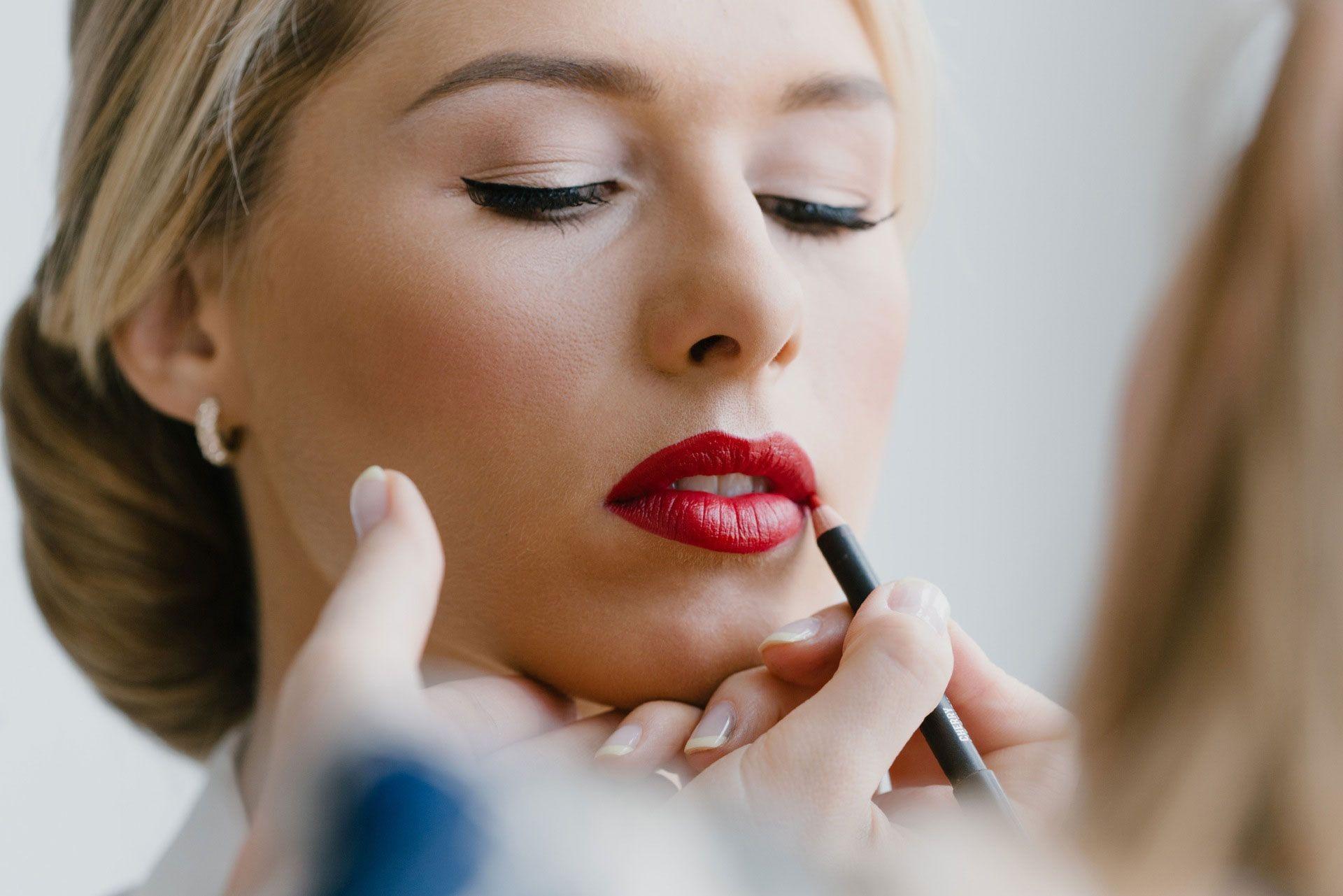 макияж стилист