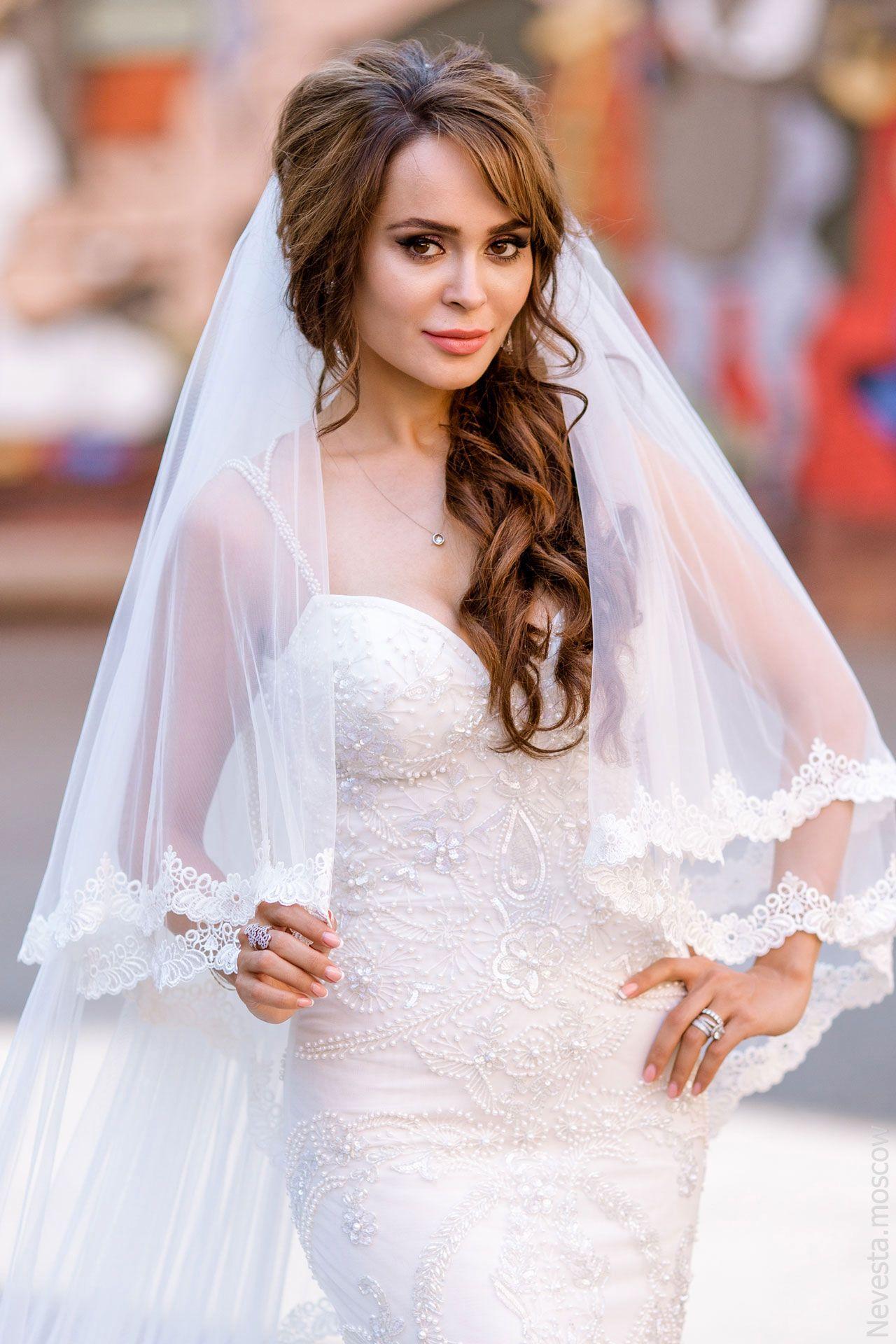Актриса Анна Калашникова в образе белого лебедя фото 30