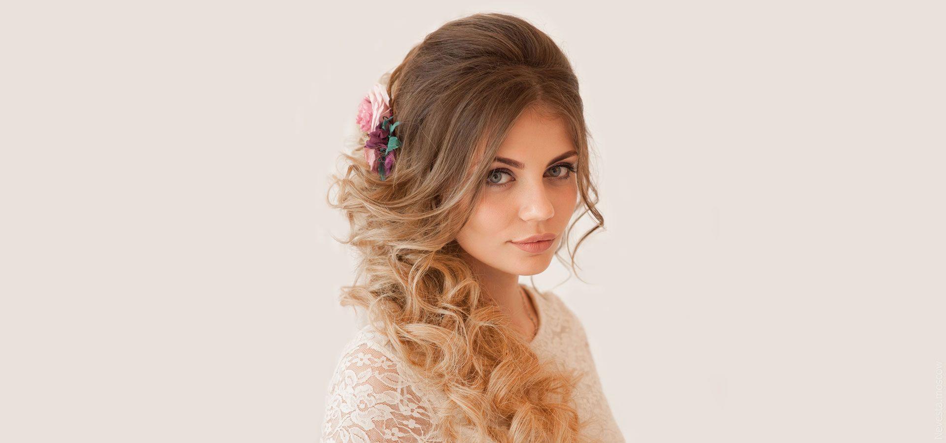 макияж от стилиста, к свадьбе
