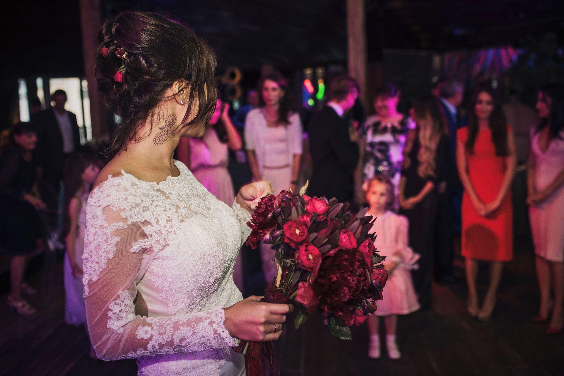 Лесные мотивы. Свадьба Александры и Владимира, фото 14
