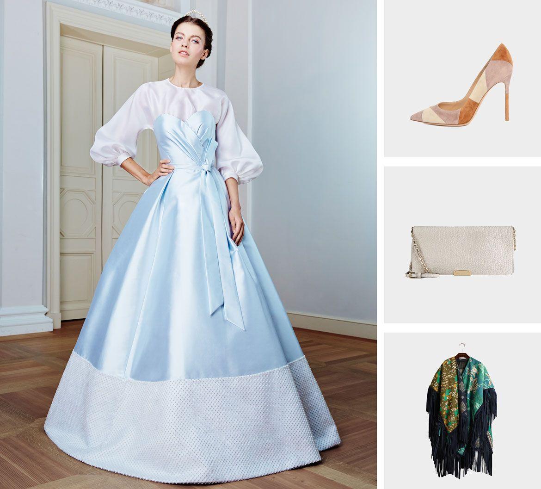 пэчворк свадебная коллекция платье пример 2
